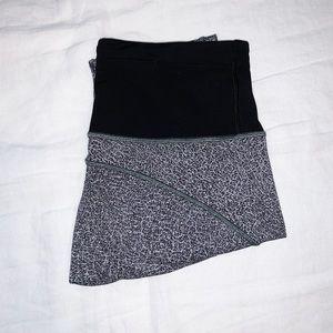 lululemon skin tight 7/8 leggings